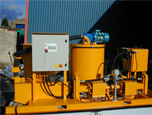 High Pressure Colloidal Mixer/Pump Units