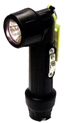 Right Angle Safety Hand Torches