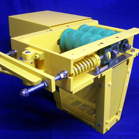 The Ostaline EasyFeeder, Cable feeder, hose feeder