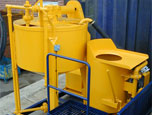 Colloidal Grout Mixer/Pump Units