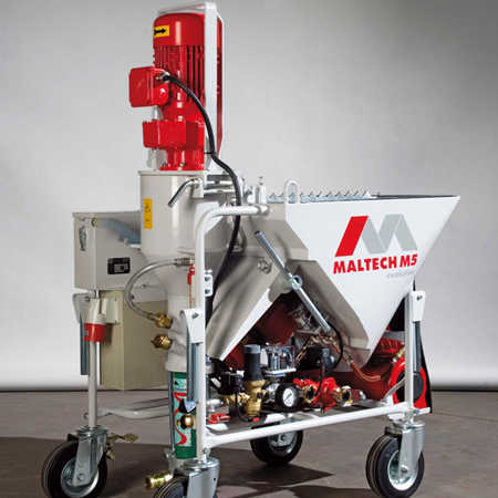 M5 Evolution 3-phase Flooring/Spraying Machine